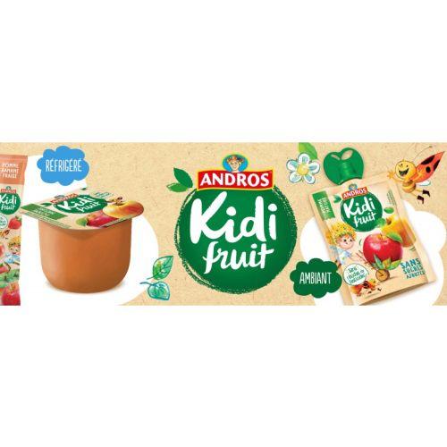 Illustration of kidi fruit