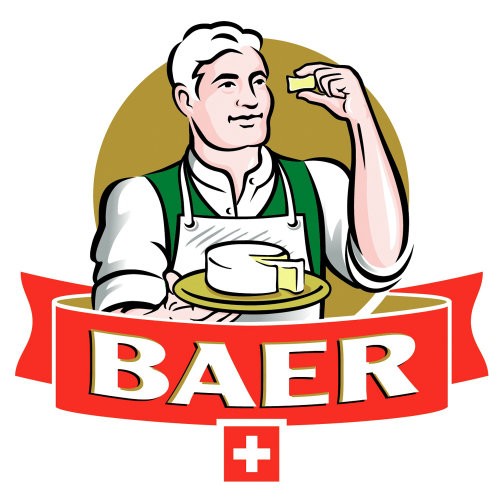 Baer Cheese Maker Logo