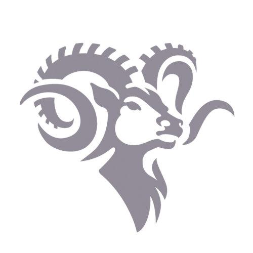 高山摩ri座徽标