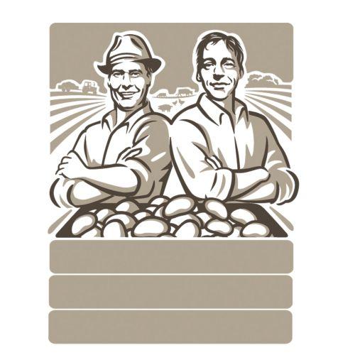 Potatoe Chip Brand Logo