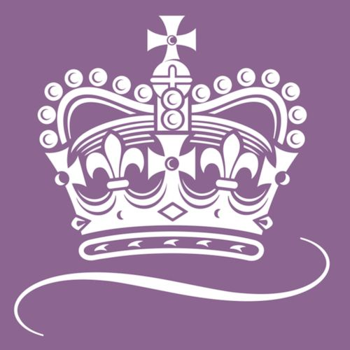 Royal Wedding Crown Icon