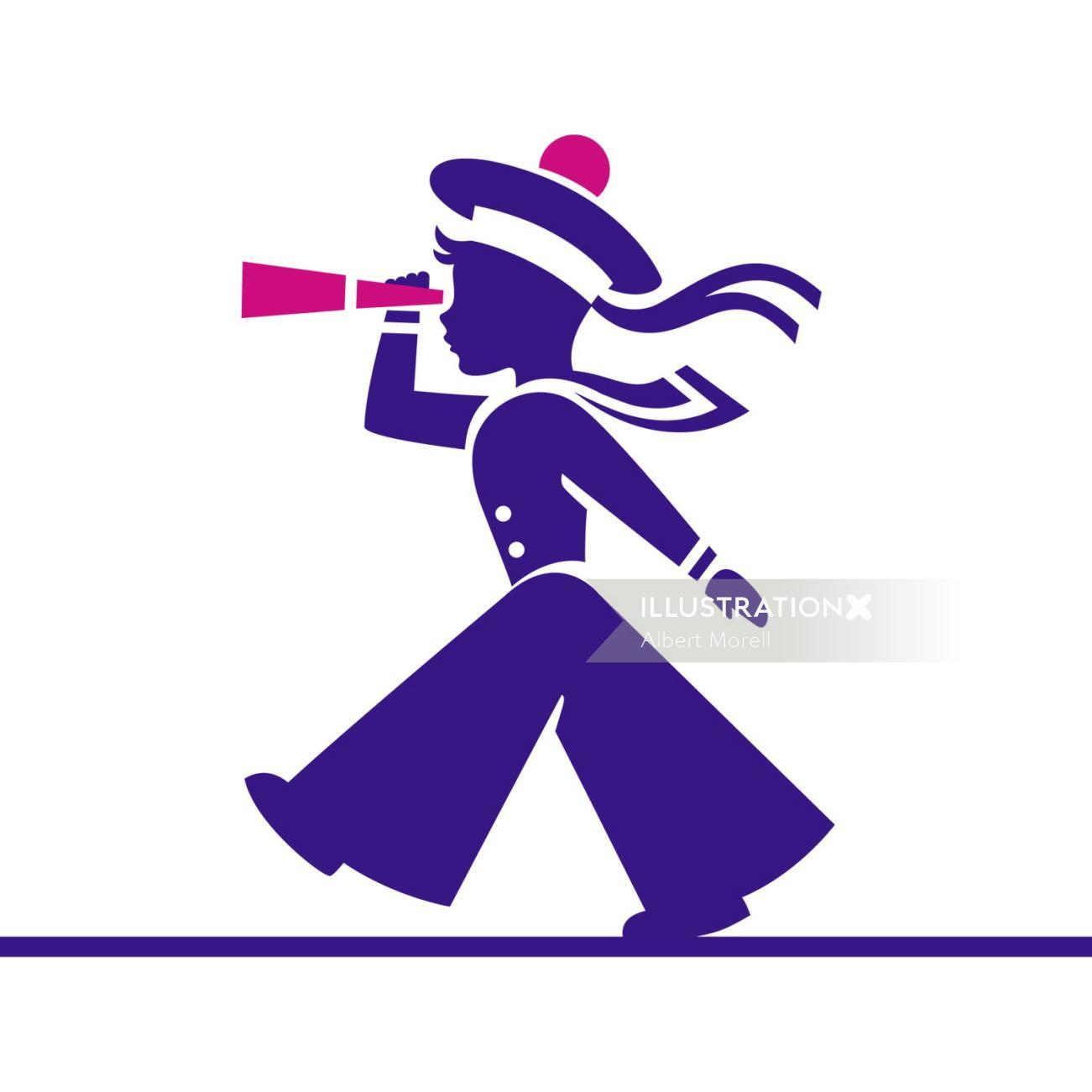 Kidswear retailer Logo