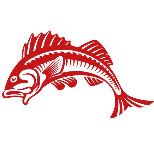 Restaurant Fish Logo