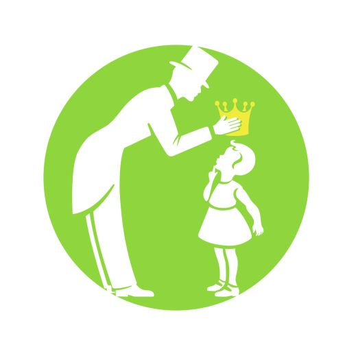 Kids charity Icon