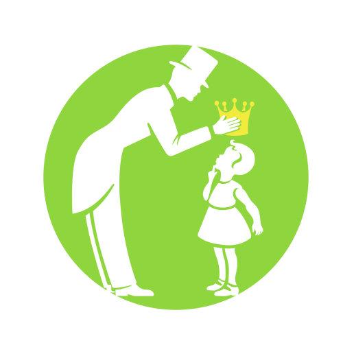 孩子们慈善图标