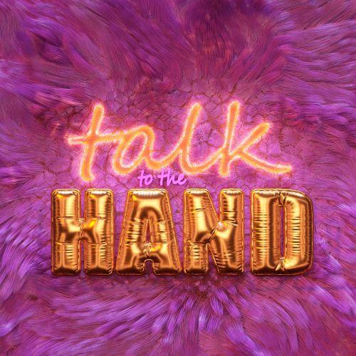 Lettering Talk Hand