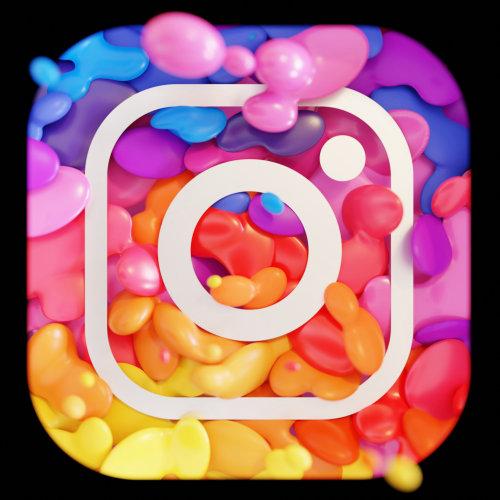 Graphic Instagram Logo
