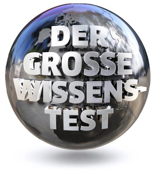 3d lettering der grosse wissens test
