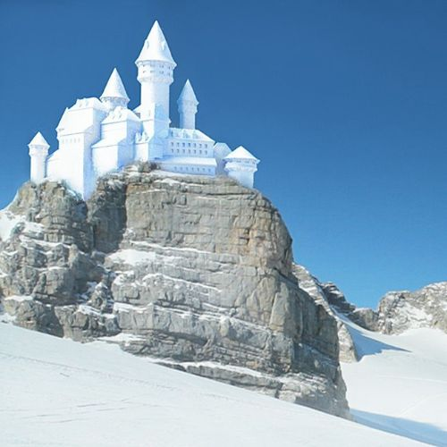 3d nature ice palace