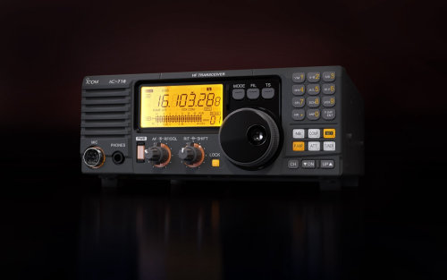 Transceiver set digital painting