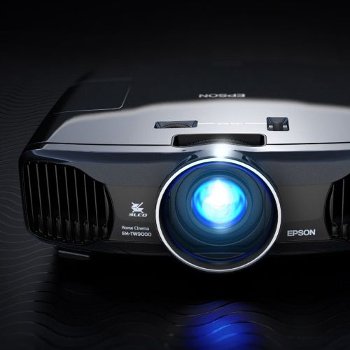 Alex Broeckel Created 3D Model Projector