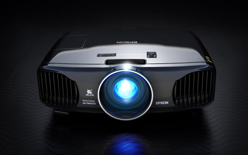 Alex Broeckel creó el proyector modelo 3D