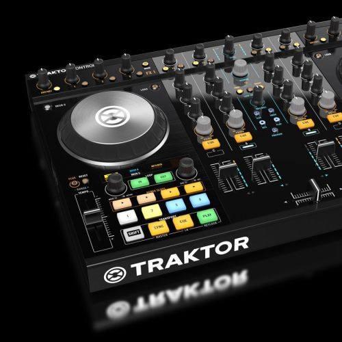 3d traktor music DJ