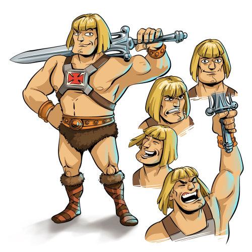 Design de personagens de super-heróis