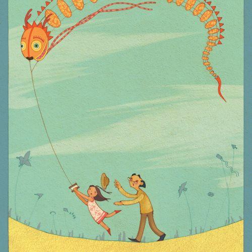 Alexandra Ball: Story Starters - Kite