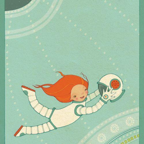 Alexandra Ball: Story Starters - Space