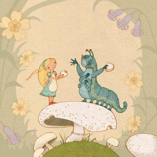 Alexandra Ball - Children's book illustration. UK