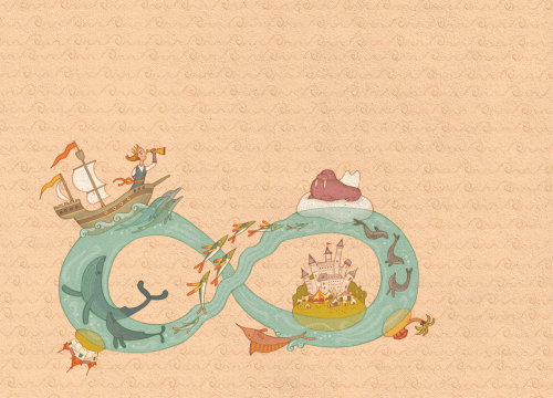 Alexandra Ball, children's book illustrator: Princess Cruises: Goodbye