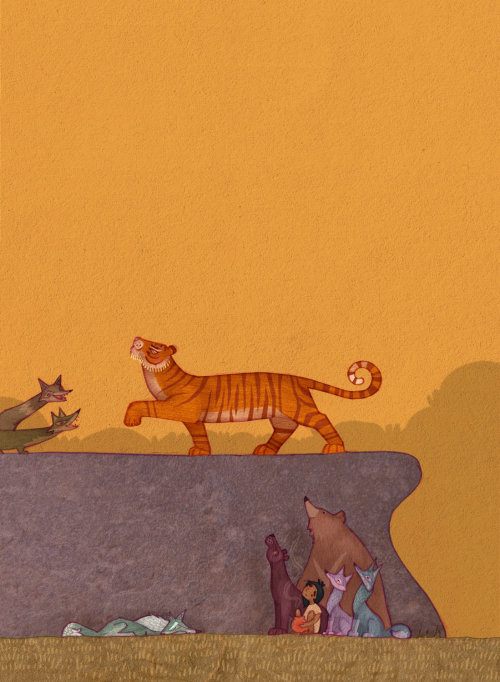 The Jungle Book-Shere Khan Struts