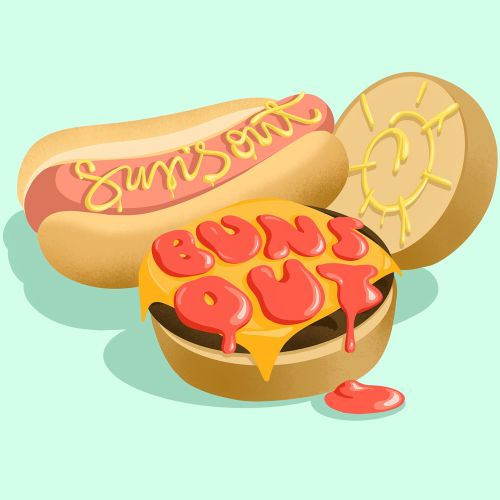 Alissandra Seelaus 食品 Illustrator from United States
