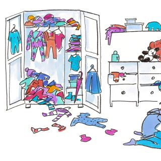 Parenting Illustration By Alyana Cazalet Illustrator