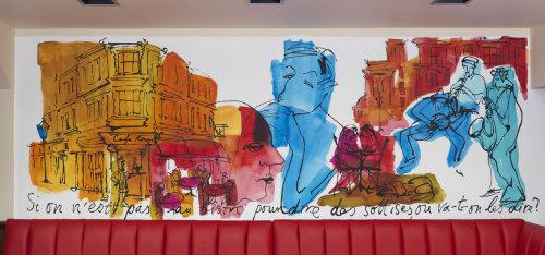 Arte da cidade livre