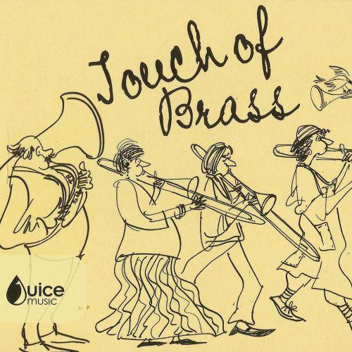 Brass musicians illustration by Alyana Cazalet