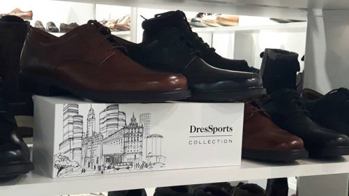 City Scene Artwork For DresSports Collection