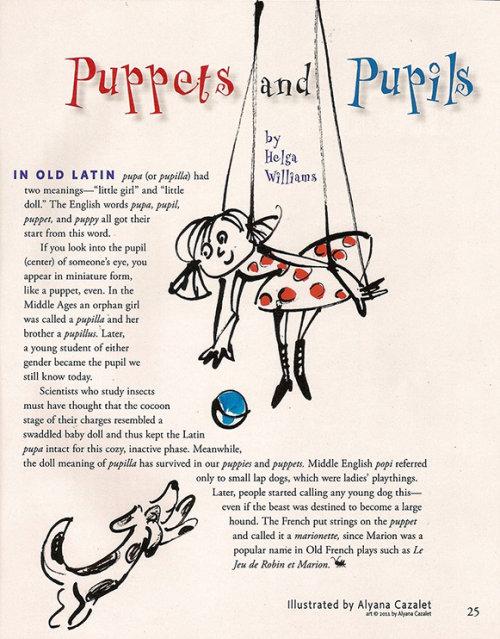 Uma ilustração de criança com um cachorro