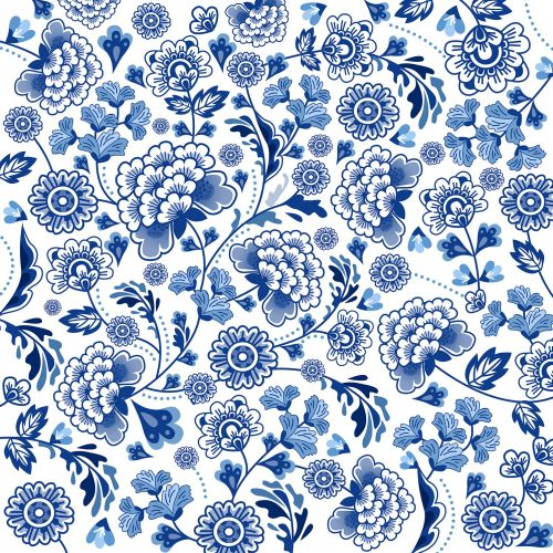 Textile Design by Alyssa De Asis illustrator