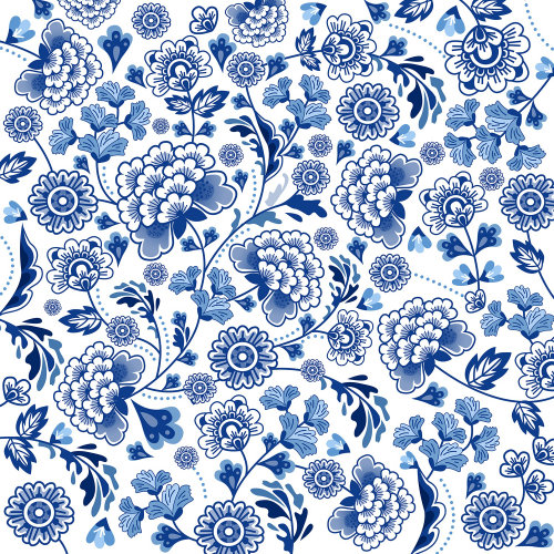 Textile Design by Alyssa De Asis illustrator