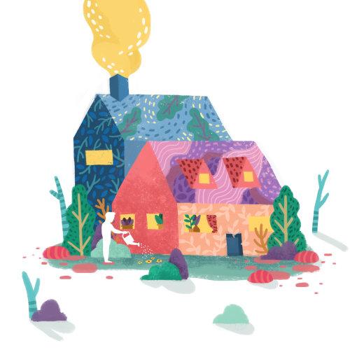 Maison conceptuelle