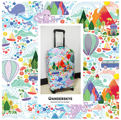 Couverture de bagage Wanderskye