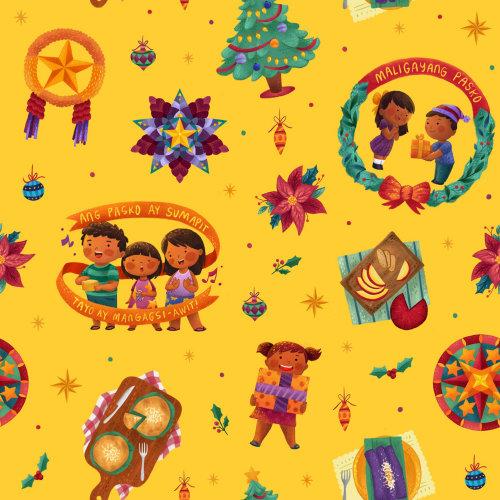 Papier décoratif pour enfants