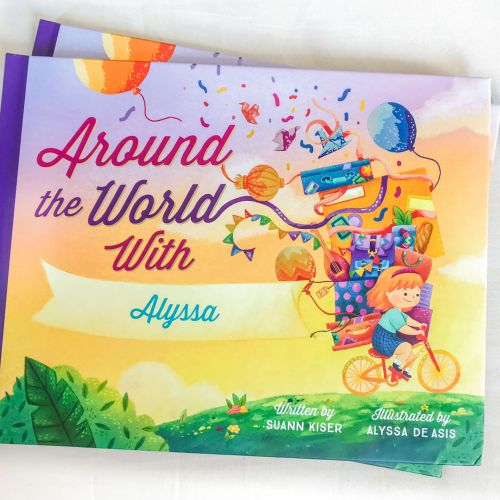 Alyssa De Asis Children's book illustrator, Philippines