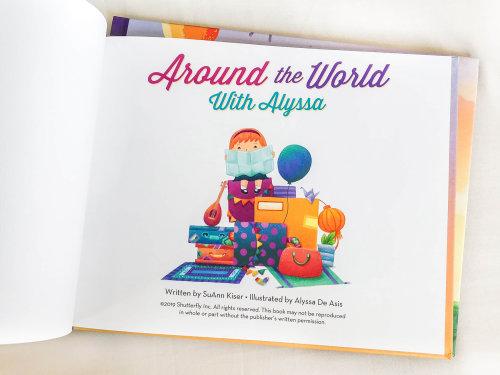 Illustration du livre pour enfants