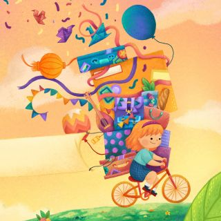 Alyssa De Asis - Children's book illustrator, Philippines