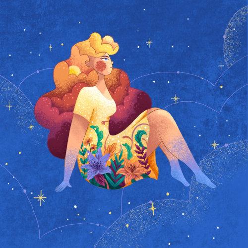 Animation de beaux rêves