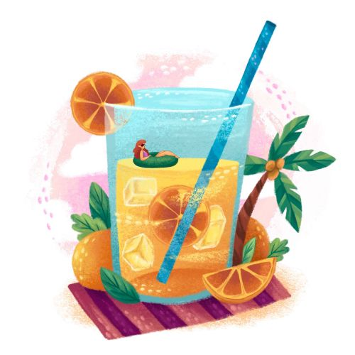 Editorial Cocktail