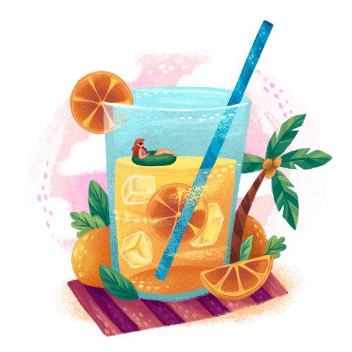 Cocktail éditorial