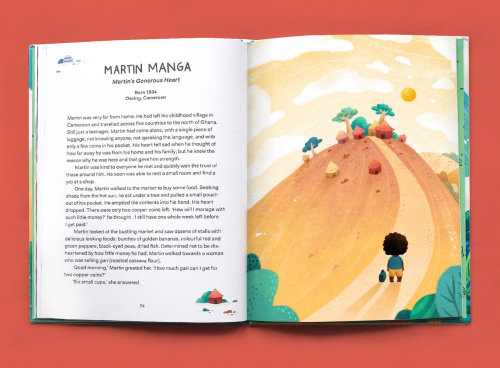 Enfants livre martin manga
