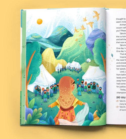Couverture du livre éditorial des enfants