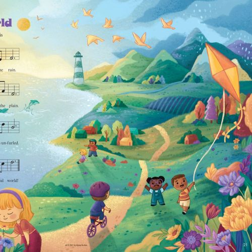 Childrens Books Songs for the World