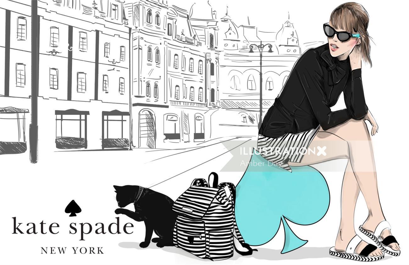 fashion, black, white, line, minimal, luxury, cat, love, lifestyle