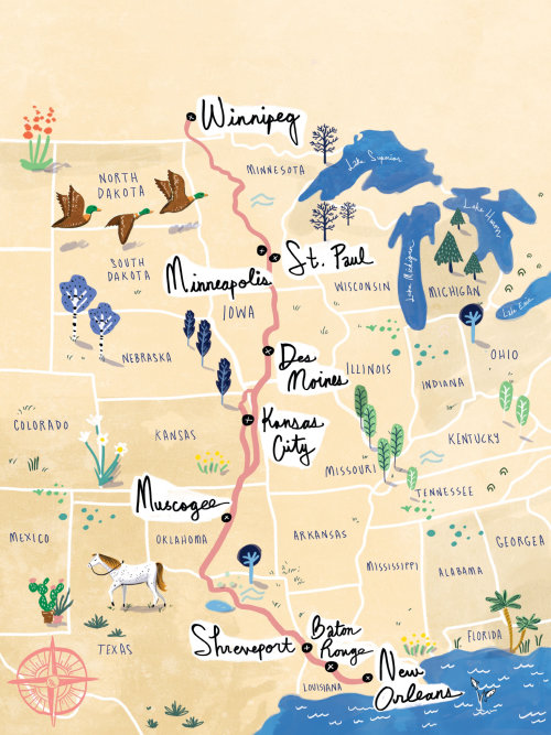 map, country, state, wildlife, culinary, food, travel, vacation, holiday, animals, cars, road, trees