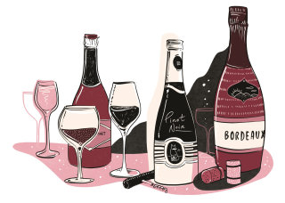 wine, drink, holiday, celebrate