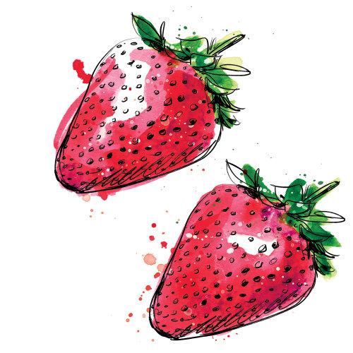 Food & Drink strawberries