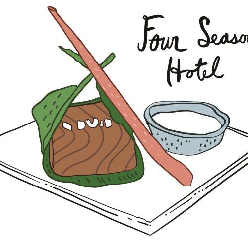 Food & Drinks Four Seasons Hotel
