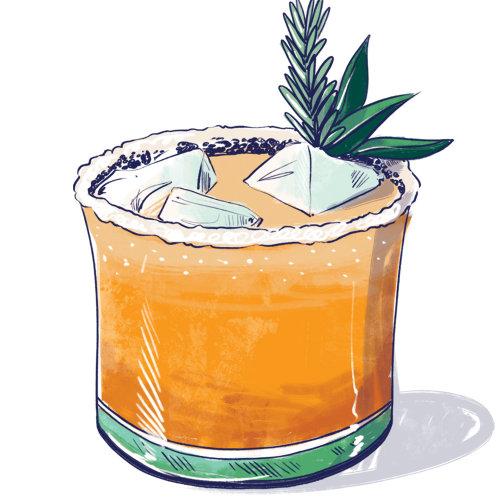 Food & Drink mango juice