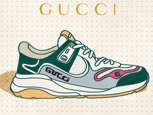 gifs gucci shoes